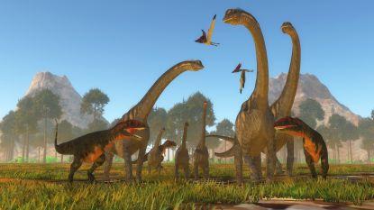 Dinosporen suggereren dat grootste landdieren ooit handstand deden: nieuwe studie werpt ander licht