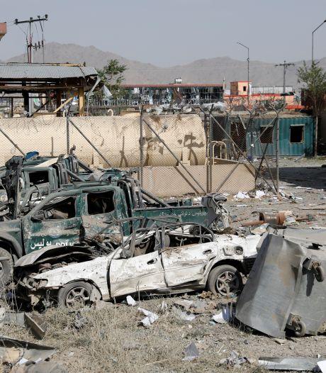 Terreurgolf teistert Afghanistan: 1500 doden en gewonden in een maand