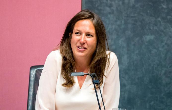 De Amsterdamse wethouder onderwijs Marjolein Moorman.