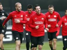 PSV won 17 jaar geleden voor het laatst een officieel duel van een Spaanse ploeg