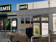 Emté aan Oude Molenweg Hengelo wordt Jumbo supermarkt