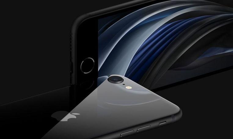 De nieuwe iPhone SE heeft slechts één camera Beeld Apple