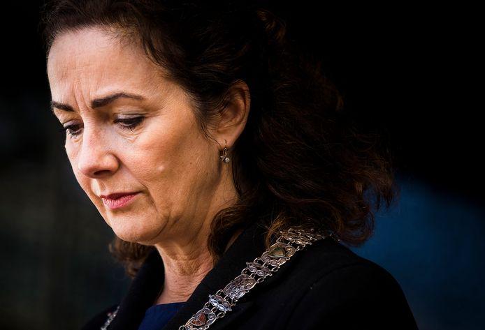 Burgemeester Femke Halsema.
