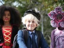 Se déguiser en Boris Johnson est à la mode au Royaume-Uni pour Halloween