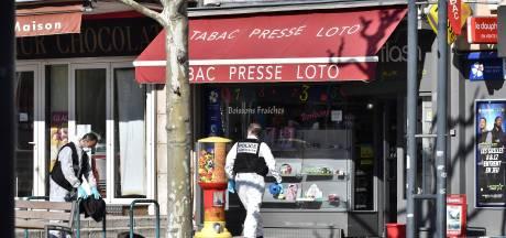 Dodelijke mesaanval in Frankrijk beschouwd als terreurdaad, drie verdachten vast
