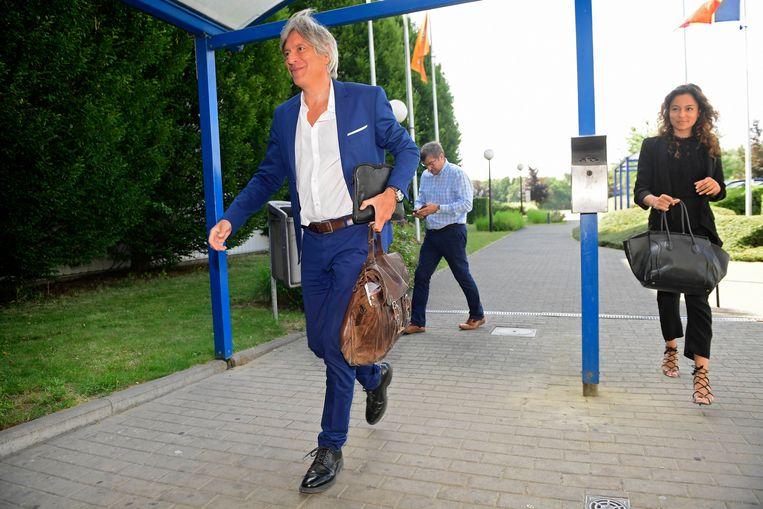 Van Steenbrugge maakt zijn opwachting voor het BAS.