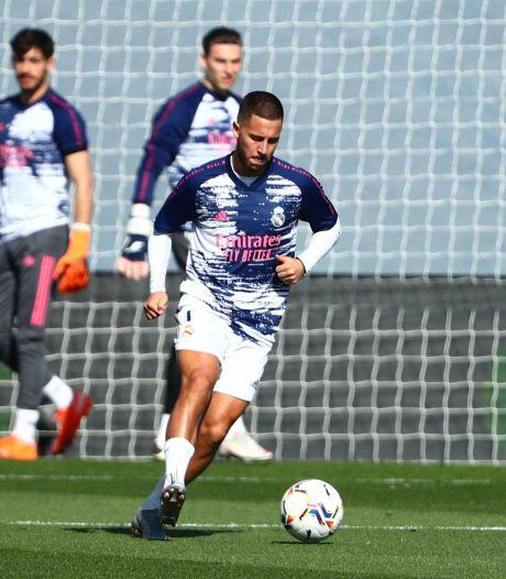 EN DIRECT: Hazard titulaire, début de match timide du Real (0-0)