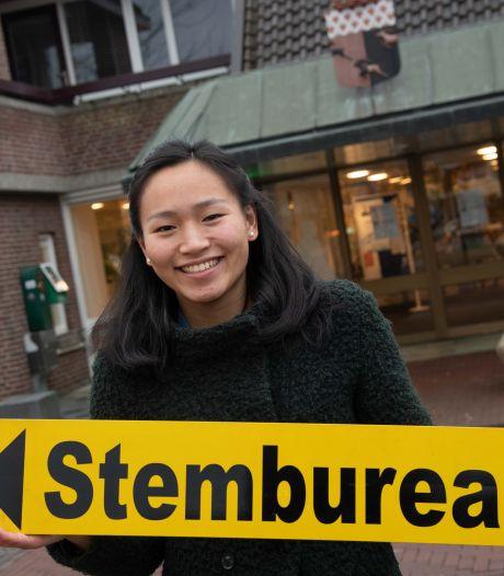 Van kippenslachter naar stemmenteller is kleine stap voor Cyrille (21) uit Nunspeet