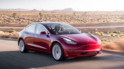 Tesla krijgt pandoering: -6,81%