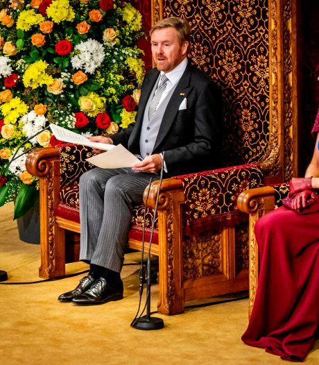 Staatssecretarissen blijven thuis op Prinsjesdag