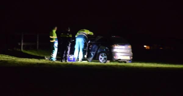 Bestuurder komt om bij eenzijdig ongeluk in Groesbeek.
