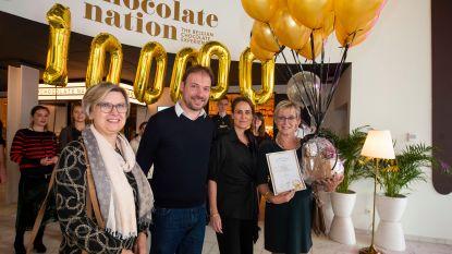 Nu al 100.000ste bezoeker voor belevingsmuseum Chocolate Nation