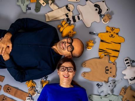Het begon met een cadeautje voor een baby, nu is Hektik een waar 'knuffelbedrijf'