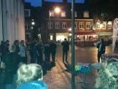 Studenten protesteren bij gemeente Wageningen voor betere huisvesting