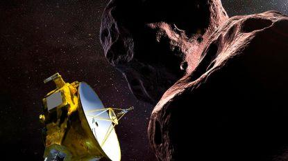 NASA-sonde scheert langs verste ruimteobject ooit door de mens bestudeerd en stuurt al eerste signaal door