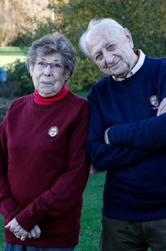 """Annie Geeraerts (94) en Ray Verhaeghe (94) schrokken zelf van hun scheiding in 'Familie': """"En zeggen dat we zelf de aanzet hebben gegeven"""""""