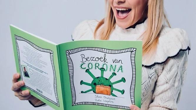 Kleuters met vragen over corona? Dit prentenboek van juf Shana helpt met het geven van antwoorden