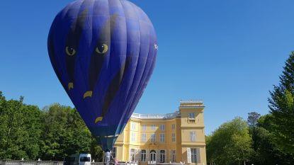 Ballonvaarten aan d'Ursel zijn nieuwste toeristische troef van Klein-Brabant