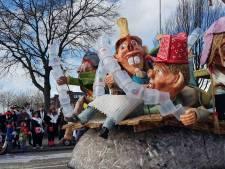 Liveblog: eerste wagens trekken door de straten van de vernieuwde optochtroute in het Krabbegat