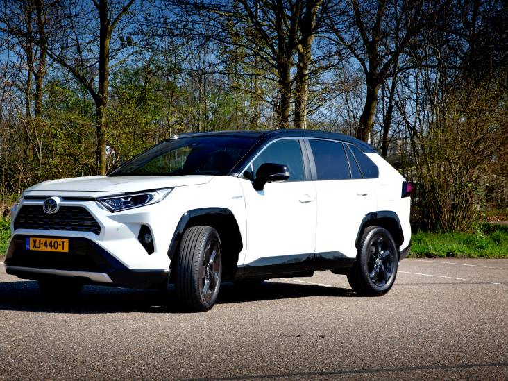 Test Toyota RAV4: succesvolle SUV zet flinke stap vooruit