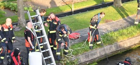 Te water geraakt kind in Bodegraven na ruim half uur uit water gehaald