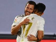 Le Real, avec Courtois et Hazard, se rapproche du titre