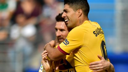 De geboorte van MSG: Messi, Suárez en Griezmann scoren voor het eerst allen in zelfde match