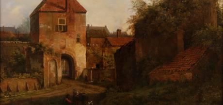 Stadsmuseum Rhenen krijgt bijzonder schilderij in huis
