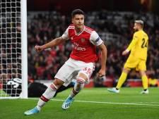 Arsenal aan de hand van 18-jarig talent Martinelli langs Standard