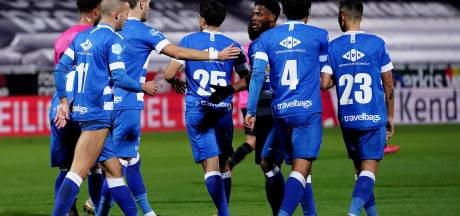 Eerst mazzel, daarna pech bij de (afgekeurde) 2-1: PEC Zwolle moet het doen met punt tegen Utrecht