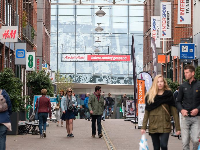 Publiek Stemt Voor Winkels Centrum Maar Primark En Zara Niet
