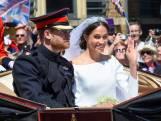 Bekijk hier de bruiloft van Harry en Meghan in twee minuten