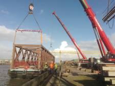 Gevaarte van 95 ton op weg naar Oirschot