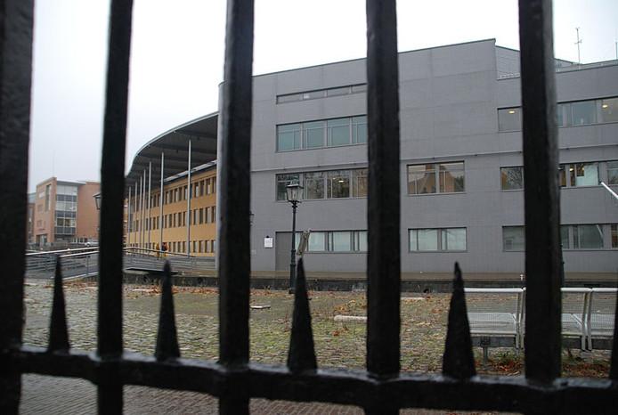 De rechtbank in Middelburg. foto Guido van der Heijden
