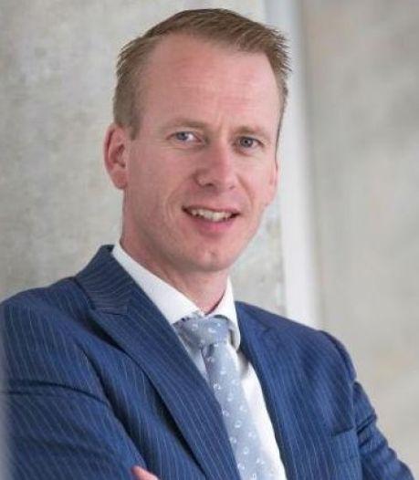Wethouder Cees van den Bos (SGP) van Schouwen-Duiveland wordt nieuwe burgemeester van Urk