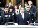 Voormalig advocaat Donald Trump krijgt drie jaar cel