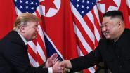 """President Trump zegt dat hij """"mooie"""" en """"warme"""" brief van Kim Jong-un heeft gekregen"""