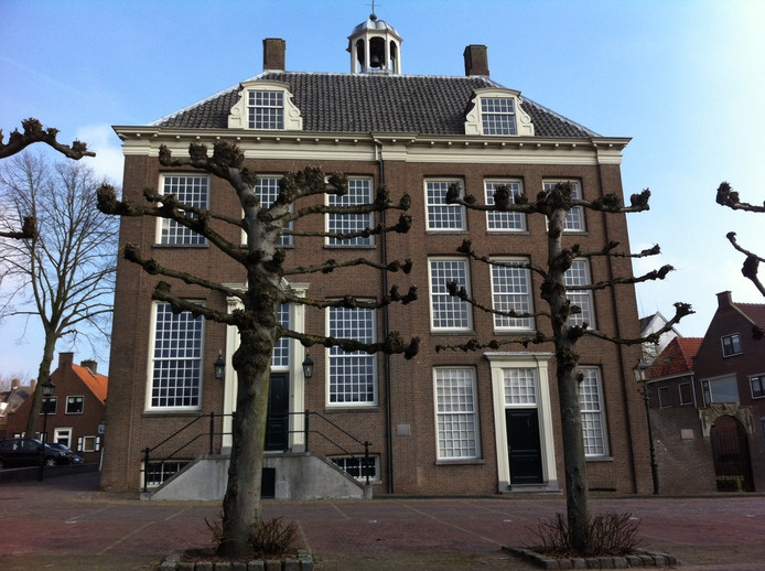 Het Oude Raadhuis in Rhenen.