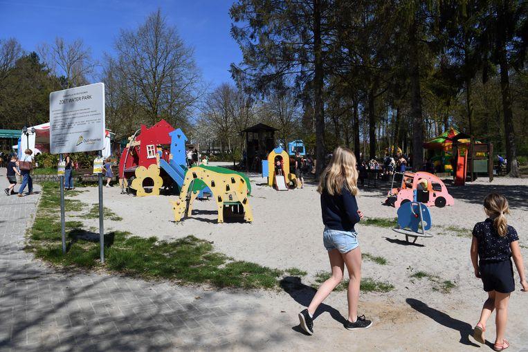 Zoetwaterpark in Oud-Heverlee