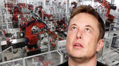 Hoe de natte automatiseringsdroom van Elon Musk een ware nachtmerrie lijkt te worden