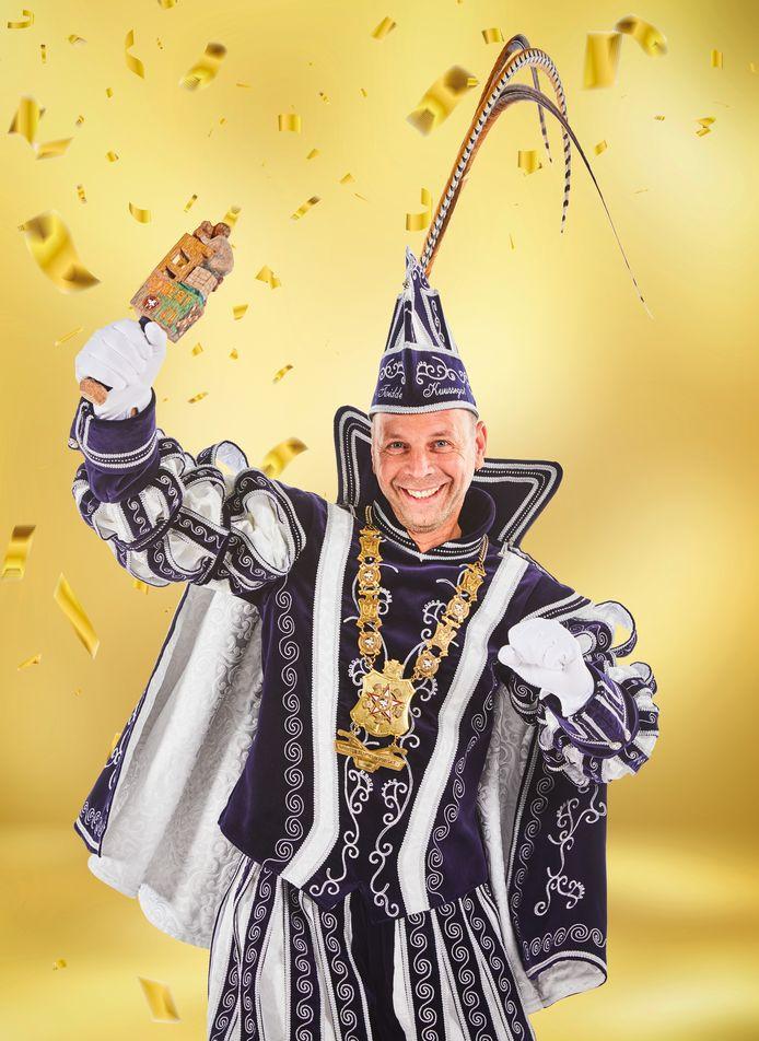 Prins Robert d'n Twidde, heerser van Kuussegat