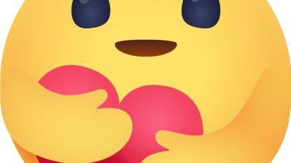 Facebook komt met 'hart onder de riem'-emoticon