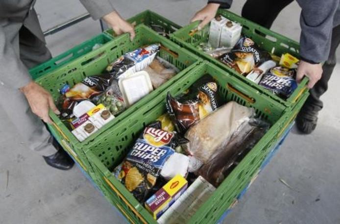Voedselbank. ANP