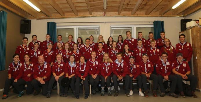 De scoutinggroep