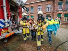 Brandweer test zichzelf bij wedstrijd in Diepenheim