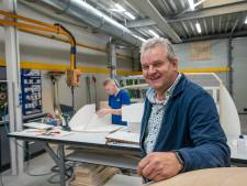 Interieurbouwer Henk Bone uit Bergeijk: 'De jongens in de werkplaats zijn mijn goud'