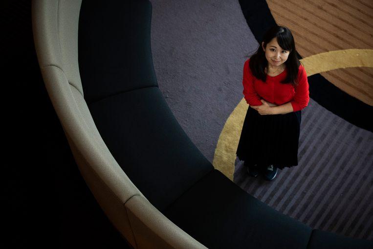 Yumi Ishikawa.