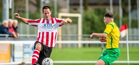 Zwaluwe-speler Pim Schonk bereikt unieke mijlpaal en speelt meer dan vijfhonderd wedstrijden