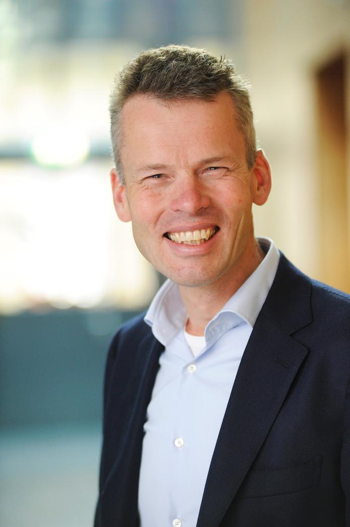 Martin Rodenburg is na de vakantie als nieuwe rector bij Bernrode aan de slag gegaan.