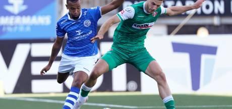 Samenvatting: FC Den Bosch - FC Dordrecht
